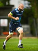 15 May 2018; Scott Fardy during Leinster Rugby squad training at UCD in Dublin. Photo by Eóin Noonan/Sportsfile
