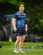 15 May 2018; James Tracy during Leinster Rugby squad training at UCD in Dublin. Photo by Eóin Noonan/Sportsfile