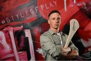 15 May 2018; One of Cork's most stylish freetakers Anthony Nash launches Littlewoods Ireland's #StyleOfPlay campaign for the All-Ireland Senior Hurling Championship. The fashion, sportswear, electrical and homeware retailer is offering fans the chance to win €5,000 for their club as well as a bespoke mural for their hurling wall. For more information follow Littlewoods Ireland on Facebook, Twitter, Instagram, Snapchat, and blog.littlewoodsireland.ie. Photo by Sam Barnes/Sportsfile
