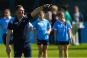 6 May 2018; Dublin manager Mick Bohan before the Lidl Ladies Football National League Division 1 Final match between Dublin and Mayo at Parnell Park in Dublin. Photo by Piaras Ó Mídheach/Sportsfile
