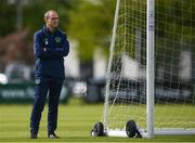 19 May 2018; Republic of Ireland manager Martin O'Neill during squad training at the FAI National Training Centre in Abbotstown, Dublin. Photo by Stephen McCarthy/Sportsfile
