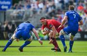 19 May 2018; CJ Stander of Munster in action against James Ryan of Leinster during the Guinness PRO14 semi-final match between Leinster and Munster at the RDS Arena in Dublin. Photo by Brendan Moran/Sportsfile