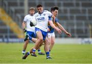 19 May 2018; Shane Ryan of Waterford in action against Michael Quinlivan of Tipperary during the Munster GAA Football Senior Championship Quarter-Final match between Tipperary and Waterford at Semple Stadium in Thurles, Co Tipperary. Photo by Daire Brennan/Sportsfile