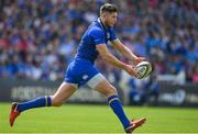 19 May 2018; Ross Byrne of Leinster during the Guinness PRO14 semi-final match between Leinster and Munster at the RDS Arena in Dublin. Photo by Brendan Moran/Sportsfile