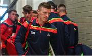 20 May 2018; Patrick Horgan of Cork arrives prior to the Munster GAA Hurling Senior Championship Round 1 match between Cork and Clare at Páirc Uí Chaoimh in Cork. Photo by Brendan Moran/Sportsfile