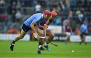 20 May 2018; Danny Sutcliffe of Dublin in action against Lee Chin of Wexford during the Leinster GAA Hurling Senior Championship Round 2 match between Wexford and Dublin at Innovate Wexford Park in Wexford. Photo by Daire Brennan/Sportsfile