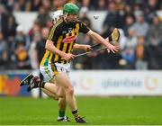 20 May 2018; Martin Keoghan of Kilkenny in action against David O'Toole Greene of Offaly during the Leinster GAA Hurling Senior Championship Round 2 match between Kilkenny and Offaly at Nowlan Park in Kilkenny. Photo by Piaras Ó Mídheach/Sportsfile