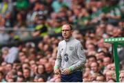 20 May 2018; Republic of Ireland manager Martin O'Neill during Scott Brown's testimonial match between Celtic and Republic of Ireland XI at Celtic Park in Glasgow, Scotland. Photo by Stephen McCarthy/Sportsfile