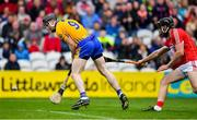 20 May 2018; Tony Kelly of Clare scores his side's goal during the Munster GAA Hurling Senior Championship Round 1 match between Cork and Clare at Páirc Uí Chaoimh in Cork. Photo by Brendan Moran/Sportsfile