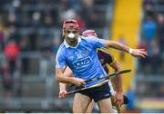 20 May 2018; Danny Sutcliffe of Dublin in action against Paudie Foley of Wexford during the Leinster GAA Hurling Senior Championship Round 2 match between Wexford and Dublin at Innovate Wexford Park in Wexford. Photo by Daire Brennan/Sportsfile