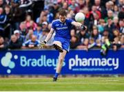 20 May 2018; Conor McManus of Monaghan during the Ulster GAA Football Senior Championship Quarter-Final match between Tyrone and Monaghan at Healy Park in Tyrone. Photo by Philip Fitzpatrick/Sportsfile
