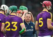 20 May 2018; Wexford manager Davy Fitzgerald ahead of the Leinster GAA Hurling Senior Championship Round 2 match between Wexford and Dublin at Innovate Wexford Park in Wexford. Photo by Daire Brennan/Sportsfile
