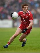 20 May 2018; Peter Harte of Tyrone during the Ulster GAA Football Senior Championship Quarter-Final match between Tyrone and Monaghan at Healy Park in Tyrone. Photo by Philip Fitzpatrick/Sportsfile