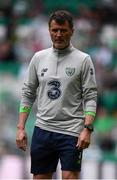 20 May 2018; Republic of Ireland assistant manager Roy Keane prior to Scott Brown's testimonial match between Celtic and Republic of Ireland XI at Celtic Park in Glasgow, Scotland. Photo by Stephen McCarthy/Sportsfile
