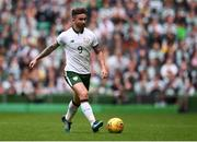 20 May 2018; Sean Maguire of Republic of Ireland XI during Scott Brown's testimonial match between Celtic and Republic of Ireland XI at Celtic Park in Glasgow, Scotland. Photo by Stephen McCarthy/Sportsfile