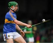 20 May 2018; James Devanney of Tipperary during the Electric Ireland Munster GAA Hurling Minor Championship Round 1 match between Limerick and Tipperary at the Gaelic Grounds in Limerick. Photo by Ray McManus/Sportsfile