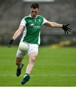 19 May 2018; Ryan Jones of Fermanagh during the Ulster GAA Football Senior Championship Quarter-Final match between Fermanagh and Armagh at Brewster Park in Enniskillen, Fermanagh. Photo by Oliver McVeigh/Sportsfile