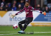 21 May 2018; Lawrence Vigouroux of Waterford during the SSE Airtricity League Premier Division match between Dundalk and Waterford at Oriel Park in Dundalk. Photo by Piaras Ó Mídheach/Sportsfile