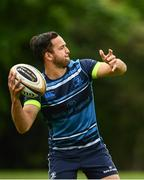 22 May 2018; Jamison Gibson-Park of Leinster during Leinster Rugby squad training at UCD in Belfield, Dublin. Photo by Sam Barnes/Sportsfile