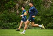 22 May 2018; Adam Byrne during Leinster Rugby squad training at UCD in Belfield, Dublin. Photo by Sam Barnes/Sportsfile