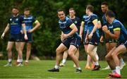 22 May 2018; James Lowe during Leinster Rugby squad training at UCD in Belfield, Dublin. Photo by Sam Barnes/Sportsfile