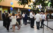 22 May 2018; Attendees at the Bank of Ireland AUC Sports Awards 2018 at UCD in Dublin. Photo by David Fitzgerald/Sportsfile
