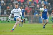 20 May 2018; Rory Beggan of Monaghan during the Ulster GAA Football Senior Championship Quarter-Final match between Tyrone and Monaghan at Healy Park in Tyrone. Photo by Oliver McVeigh/Sportsfile