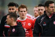 20 May 2018; Peter Harte of Tyrone after the Ulster GAA Football Senior Championship Quarter-Final match between Tyrone and Monaghan at Healy Park in Tyrone. Photo by Oliver McVeigh/Sportsfile