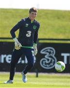 25 May 2018; Conor O'Malley during a Republic of Ireland squad training session at the FAI National Training Centre in Abbotstown, Dublin. Photo by Stephen McCarthy/Sportsfile