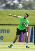 25 May 2018; Greg Cunningham during a Republic of Ireland squad training session at the FAI National Training Centre in Abbotstown, Dublin. Photo by Stephen McCarthy/Sportsfile