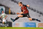 25 May 2018; Dylan Watts of Bohemians during the SSE Airtricity League Premier Division match between Bohemians and Shamrock Rovers at Dalymount Park in Dublin. Photo by Stephen McCarthy/Sportsfile