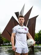 28 May 2018; Eoghan Kerin, proud Annaghdown GAA and Galway footballer, pictured in the city of tribes and Annaghdown's clubhouse where Club fuels County ahead of AIB's announcement of its 5-year extension to their GAA sponsorship of Backing Club and County. AIB's GAA sponsorships include the GAA All-Ireland Senior Football Championship AIB Camogie Club Championships and the AIB GAA Club Championships which they have sponsored for the past 27 years. AIB is proud to be a partner of the GAA for the past 27 years, now backing Club and County for a fourth consecutive year. AIB's partnership with the GAA is reflective of the belief that 'Club Fuels County'. A huge amount of AIB staff are members of a GAA club, including Eoghan, who works in the AIB marketing department, one of many AIB employees that are also members of the AIB GAA club. For exclusive content and to see why AIB is backing Club and County follow us @AIB_GAA on Twitter, Instagram, Snapchat, Facebook and AIB.ie/GAA. Photo by Ramsey Cardy/Sportsfile