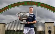 28 May 2018; James McCarthy, proud Ballymun and Dublin footballer, pictured in his local area and Ballymun Kickham's clubhouse where Club fuels County ahead of AIB's announcement of its 5-year extension to their GAA sponsorship of Backing Club and County. AIB's GAA sponsorships include the GAA All-Ireland Senior Football Championship, AIB Camogie Club Championships and the AIB GAA Club Championships which they have sponsored for the past 27 years.  AIB is proud to be a partner of the GAA for the past 27 years, now backing Club and County for a fourth consecutive year. AIB's partnership with the GAA is reflective of the belief that 'Club Fuels County'. A huge amount of AIB staff are members of a GAA club including James, who works with AIB. For exclusive content and to see why AIB is backing Club and County follow us @AIB_GAA on Twitter, Instagram, Snapchat, Facebook and AIB.ie/GAA. Photo by Sam Barnes/Sportsfile