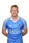 25 May 2018; Fionntan McGibb of Dublin during Dublin Hurling Squad portraits 2018 at Parnell Park in Dublin.  Photo by Sam Barnes/Sportsfile