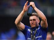 26 May 2018; Jordan Lamour of Leinster following the Guinness PRO14 Final between Leinster and Scarlets at the Aviva Stadium in Dublin. Photo by Seb Daly/Sportsfile
