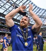 26 May 2018; Cian Healy of Leinster following the Guinness PRO14 Final between Leinster and Scarlets at the Aviva Stadium in Dublin. Photo by Seb Daly/Sportsfile
