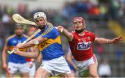 27 May 2018; Brendan Maher of Tipperary in action against Daniel Kearney of Cork during the Munster GAA Hurling Senior Championship Round 2 match between Tipperary and Cork at Semple Stadium in Thurles, Tipperary. Photo by Daire Brennan/Sportsfile