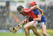 27 May 2018; Darragh Fitzgibbon of Cork in action against Billy McCarthy of Tipperary during the Munster GAA Hurling Senior Championship Round 2 match between Tipperary and Cork at Semple Stadium in Thurles, Tipperary. Photo by Daire Brennan/Sportsfile