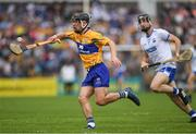 27 May 2018; David Reidy of Clare in action against Colm Roche of Waterford during the Munster GAA Hurling Senior Championship Round 2 match between Clare and Waterford at Cusack Park in Ennis, Co Clare. Photo by Ray McManus/Sportsfile