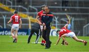 27 May 2018; Cork manager John Meyler ahead of the Munster GAA Hurling Senior Championship Round 2 match between Tipperary and Cork at Semple Stadium in Thurles, Tipperary. Photo by Daire Brennan/Sportsfile