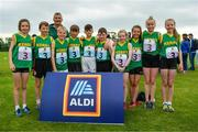 26 May 2018; The Kerry team after the 1200m Cross Country Mixed Final. Over 3,500 children took part in Aldi Community Games May Festival on a sun-drenched, fun-filled weekend in University of Limerick from 26th to 27th May. Photo by Diarmuid Greene/Sportsfile