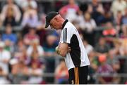 27 May 2018; Kilkenny manager Brian Cody during the Leinster GAA Hurling Senior Championship Round 3 match between Galway and Kilkenny at Pearse Stadium in Galway. Photo by Piaras Ó Mídheach/Sportsfile