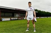 21 May 2018; Galway footballer Eoghan Kerin poses for a portrait at the AIB GAA All-Ireland Senior Football Championship Launch at Annaghdown GAA Club in Annaghdown, Co. Galway. Photo by Ramsey Cardy/Sportsfile