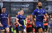 26 May 2018; Isa Nacewa of Leinster following their victory in the Guinness PRO14 Final between Leinster and Scarlets at the Aviva Stadium in Dublin. Photo by Ramsey Cardy/Sportsfile