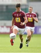 26 May 2018; John Egan of Westmeath during the Leinster GAA Football Senior Championship Quarter-Final match between Laois and Westmeath at Bord na Mona O'Connor Park in Tullamore, Offaly. Photo by Matt Browne/Sportsfile