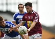 26 May 2018; John Connellan of Westmeath during the Leinster GAA Football Senior Championship Quarter-Final match between Laois and Westmeath at Bord na Mona O'Connor Park in Tullamore, Offaly. Photo by Matt Browne/Sportsfile