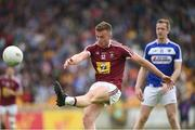 26 May 2018; Ger Egan of Westmeath during the Leinster GAA Football Senior Championship Quarter-Final match between Laois and Westmeath at Bord na Mona O'Connor Park in Tullamore, Offaly. Photo by Matt Browne/Sportsfile