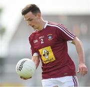 26 May 2018; Mark McCallon of Westmeath during the Leinster GAA Football Senior Championship Quarter-Final match between Laois and Westmeath at Bord na Mona O'Connor Park in Tullamore, Offaly. Photo by Matt Browne/Sportsfile