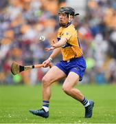 27 May 2018; David Reidy of Clare during the Munster GAA Hurling Senior Championship Round 2 match between Clare and Waterford at Cusack Park in Ennis, Co Clare. Photo by Ray McManus/Sportsfile