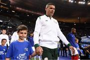 28 May 2018; Republic of Ireland's Jonathan Walters prior to the International Friendly match between France and Republic of Ireland at Stade de France in Paris, France. Photo by Stephen McCarthy/Sportsfile
